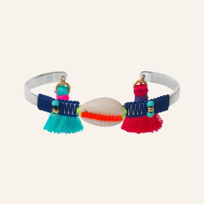 Bangle Goa bleu