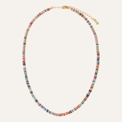 Collier Californie Multicolore