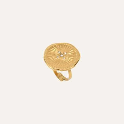 Bague Rayons Gold is Back