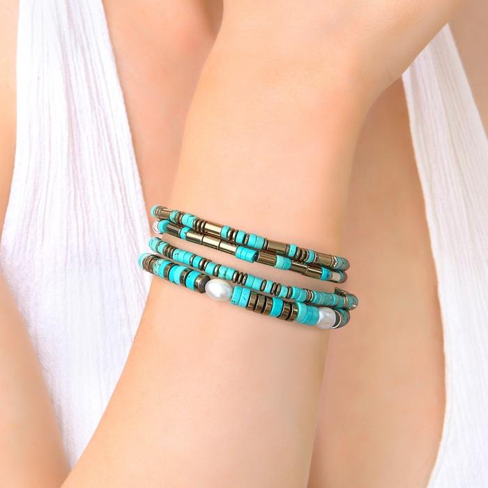 Bracelet turquoise californie