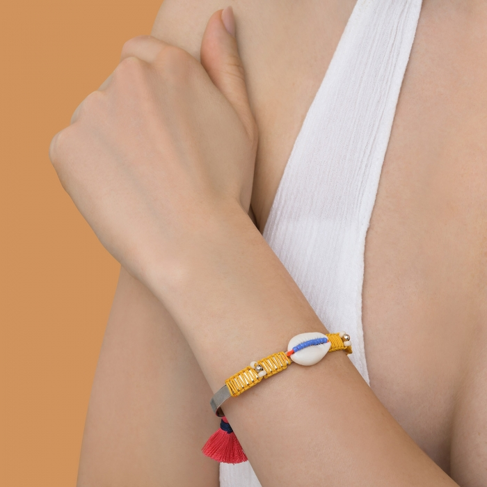 Bangle Goa jaune