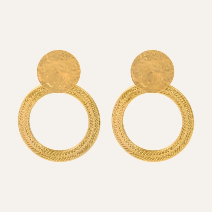 Boucles d'oreilles Épi Gold is Back