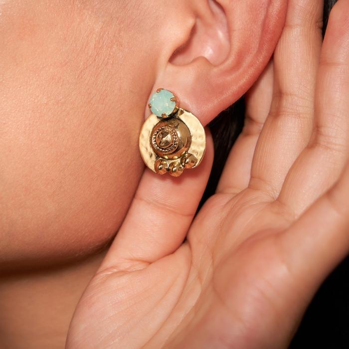 Boucles d'oreilles Divine Ibiza