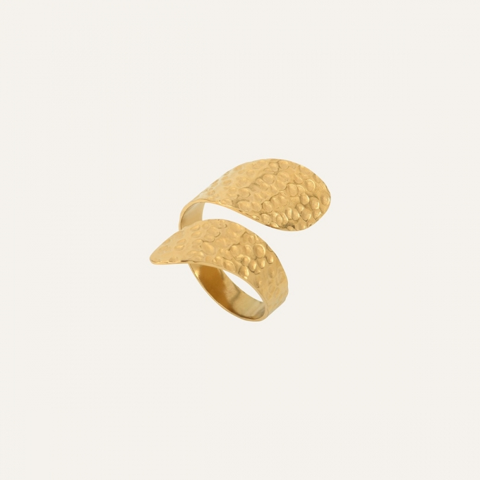 Bague Volute Gold is Back