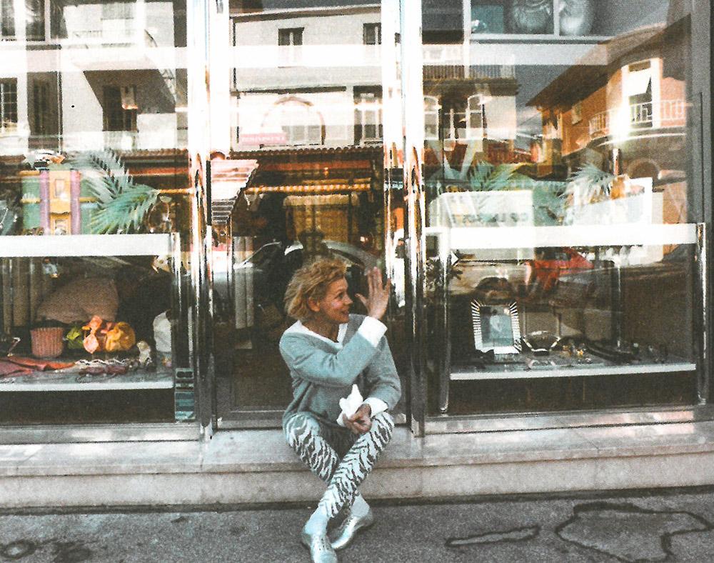 Première boutique en 1970