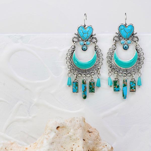 Les boucles d'oreilles, bijoux